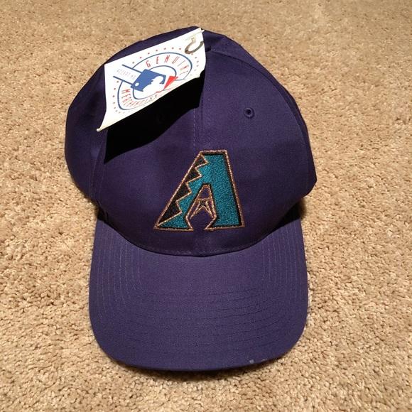 374190c0f Vintage 90s Arizona diamondbacks SnapBack hat